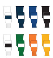 Custom K1 Hockey Youth/Intermediate Stock Express Knit Socks