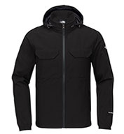Custom The North Face® Adult Full Zip Packable Travel Jacket