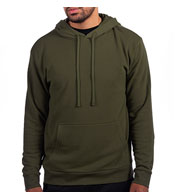 Custom Next Level Adult Sueded French Terry Pullover Sweatshirt