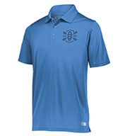 Custom Russell Mens Essential Polo