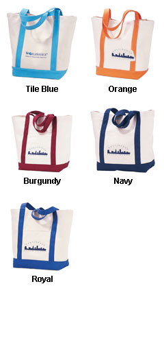 Captains Boat Bag - All Colors