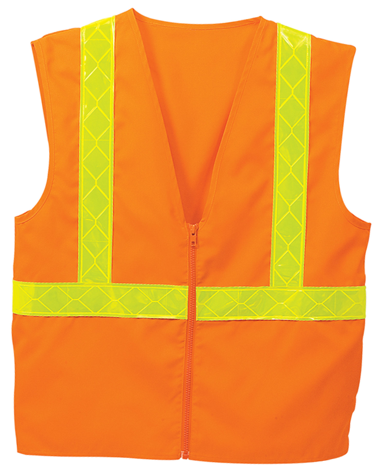 Adult Fluorescent Safety Vest