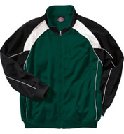 Mens Olympian Team Jacket by Charles River Apparel