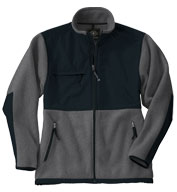 Custom Adult Evolux™ Fleece Jacket by Charles River Apparel Mens