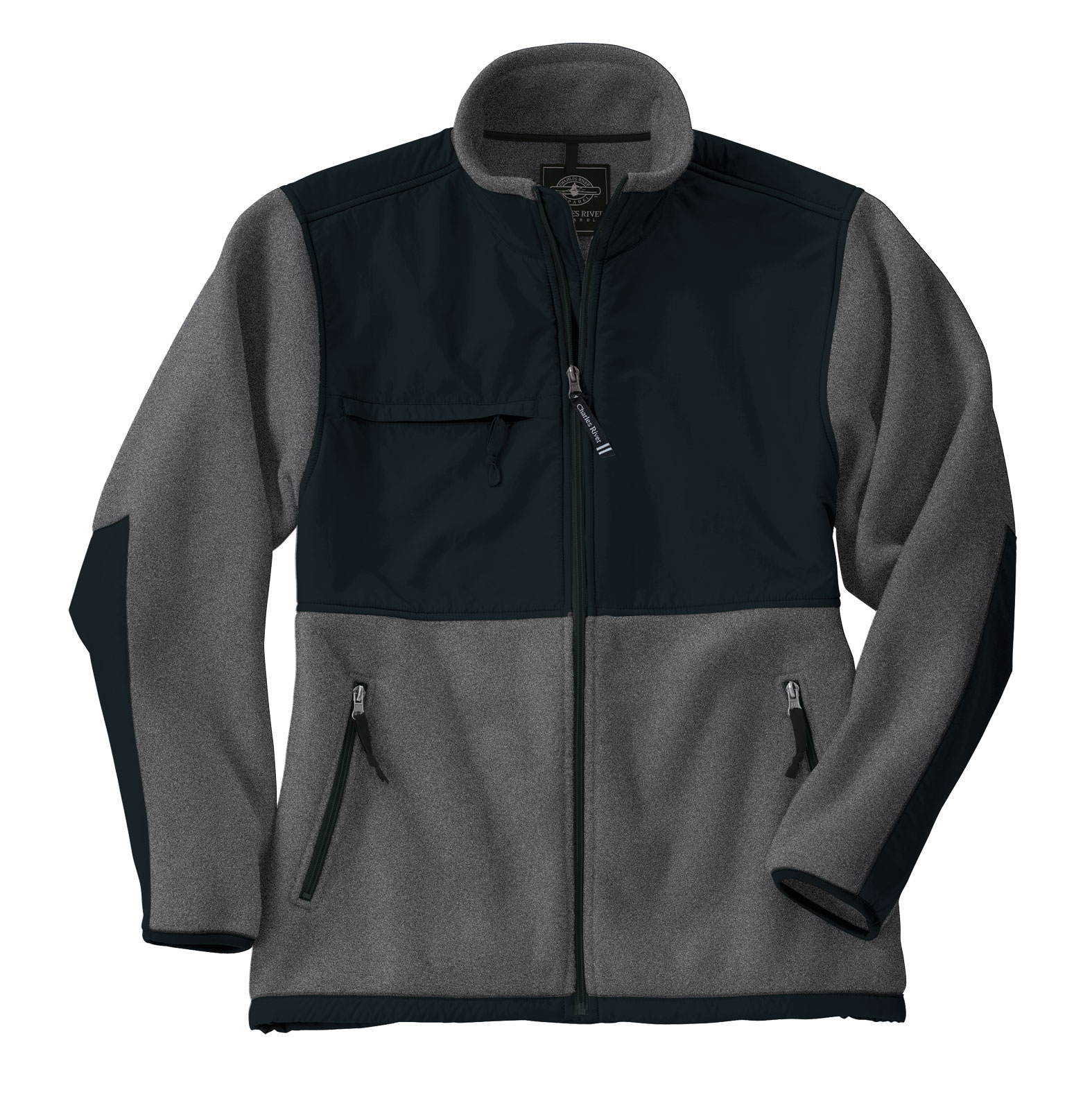 Adult Evolux™ Fleece Jacket by Charles River Apparel