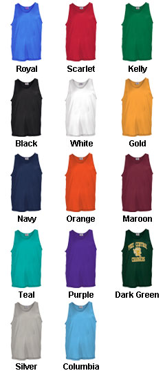 Adult Nylon Mini Mesh Jersey - All Colors
