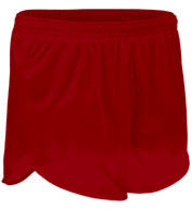 Mens Solid Tricot Shorts