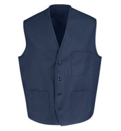 Custom Red Kap Mens Vest