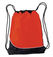 Custom Holloway Day-Pak Drawstring Backpack