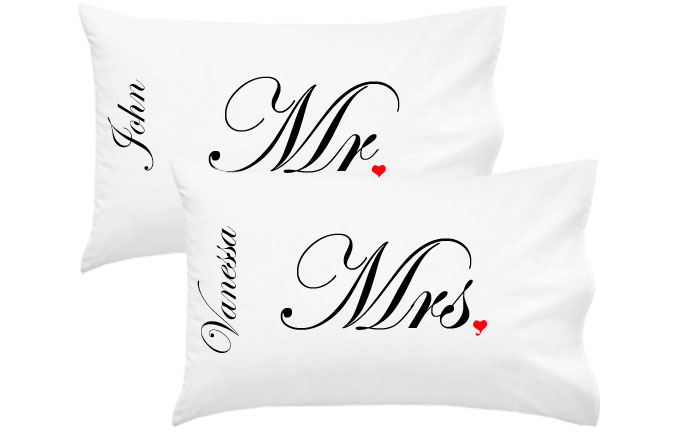 One-Of-A-Kind Custom Pillow Cases