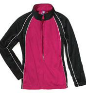 Custom Ladies Olympian Team Jacket by Charles River Apparel