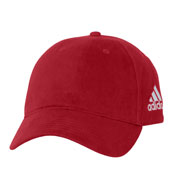 Six Panel Low Profile Relaxed Cresting Adidas Cap