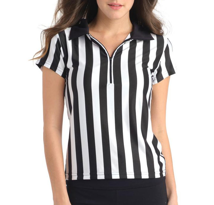 Juniors Fashion Referee Shirt