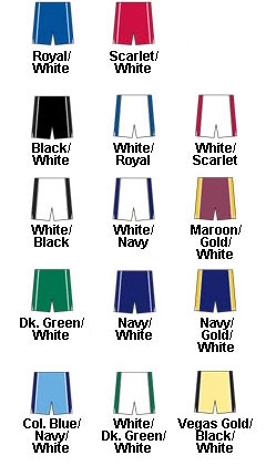 Adult Ultimate Fit Mesh Short - All Colors