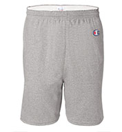 Custom Champion 100% Ring-Spun Cotton Jersey Gym Short Mens