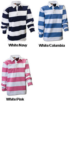 Ladies Rugby Shirts - All Colors