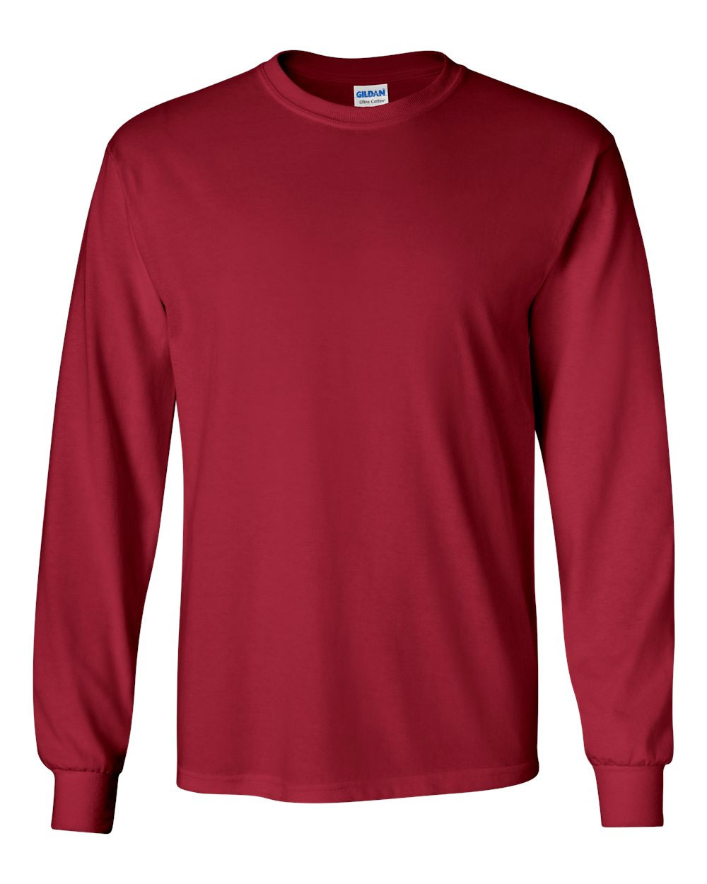 e51ed5bb9aea Gildan 100% Heavyweight Ultra Cotton Long Sleeve T-Shirt - Design Online or  Buy It Blank
